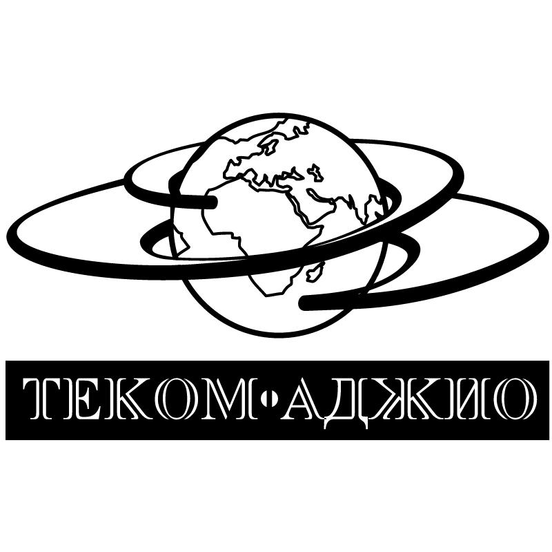 Tecom Adgio vector logo