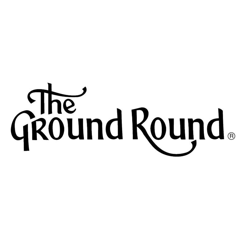 The Ground Round vector
