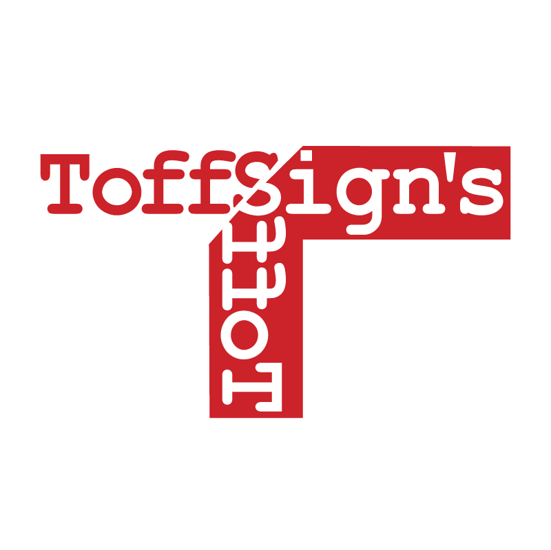 Toffsign's toffsigns vector