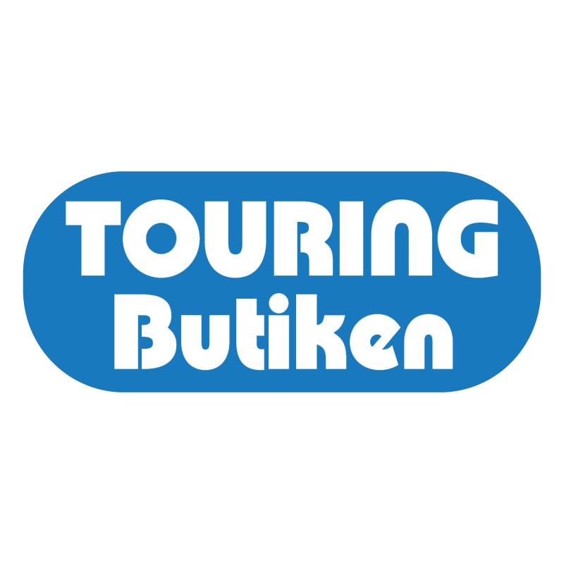 Touring Butiken vector