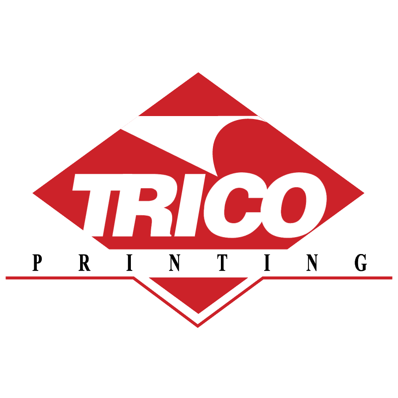 Trico Printing vector