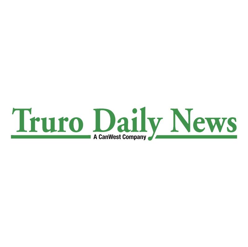 Truro Daily News vector
