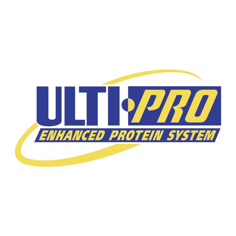 Ulti Pro vector logo