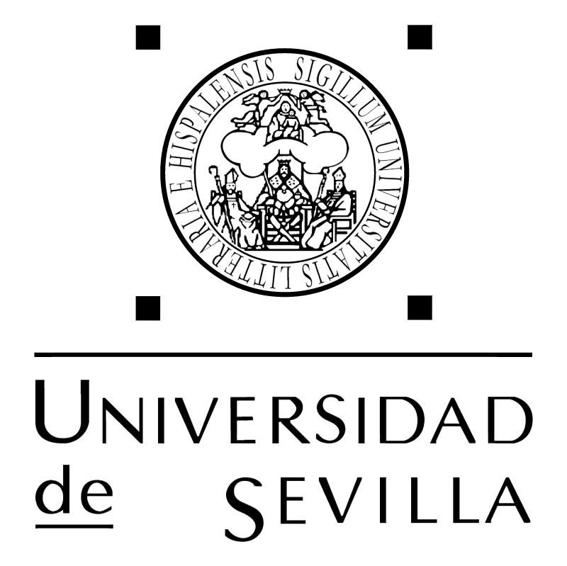 Universidad de Sevilla vector