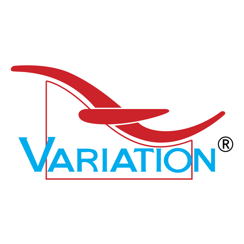 Variation vector logo