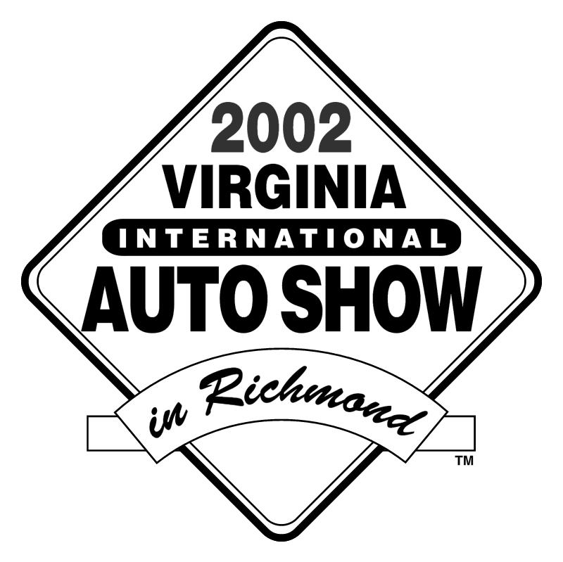 Virginia International Auto Show vector logo