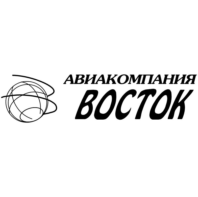 Vostok Airlines vector