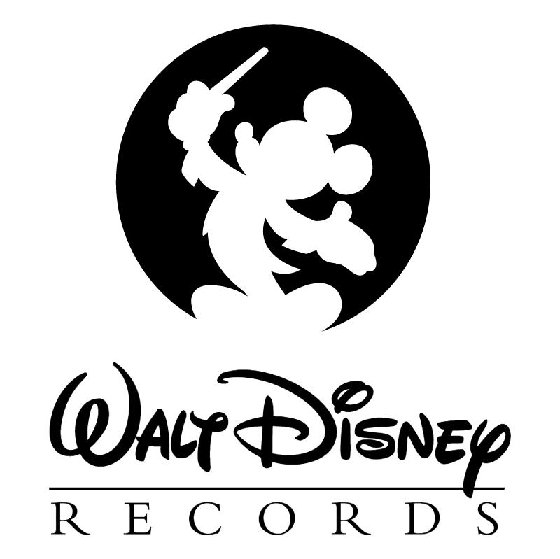 Walt Disney Records vector