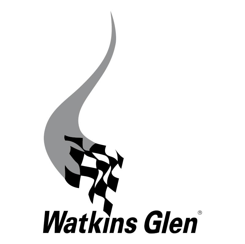 Watkins Glen vector
