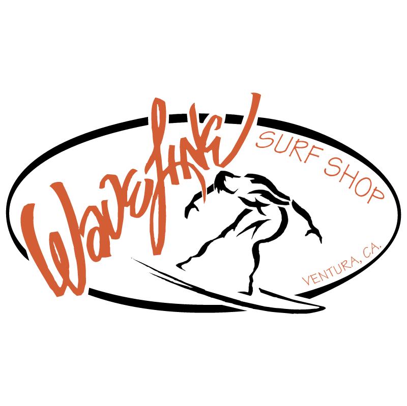 Wavefing vector logo