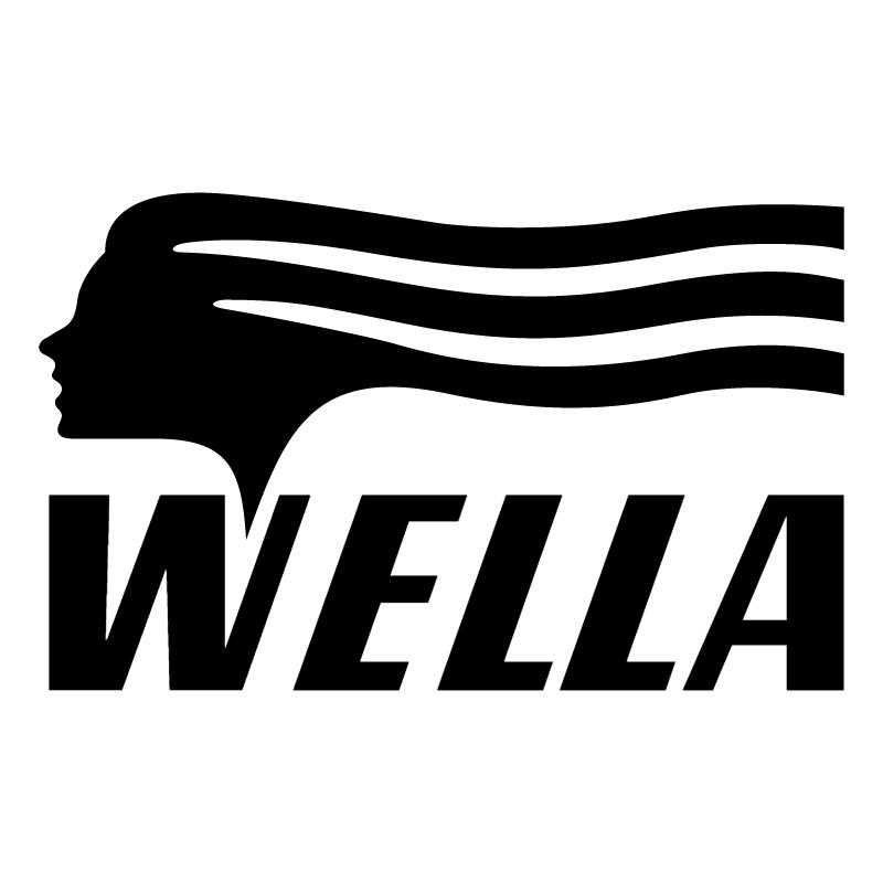 Wella vector logo