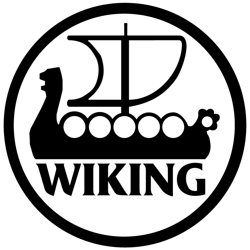 Wiking vector