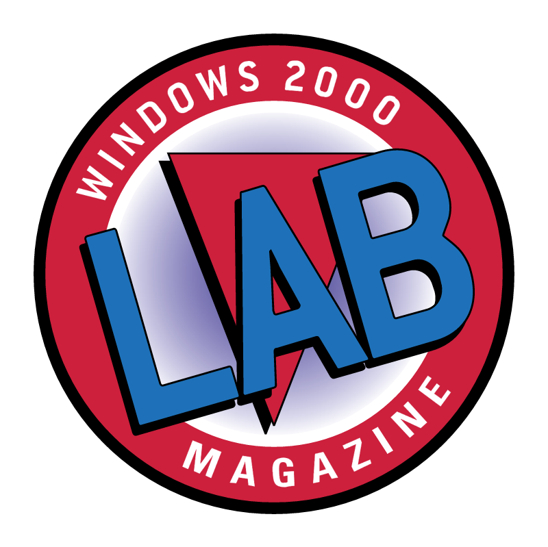 Windows 2000 Magazine LAB vector
