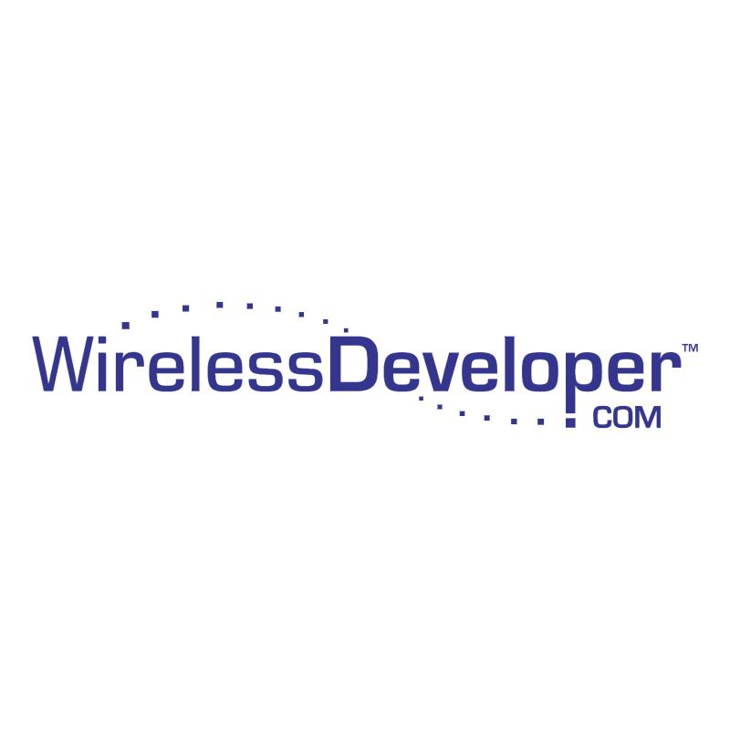 WirelessDeveloper com vector logo
