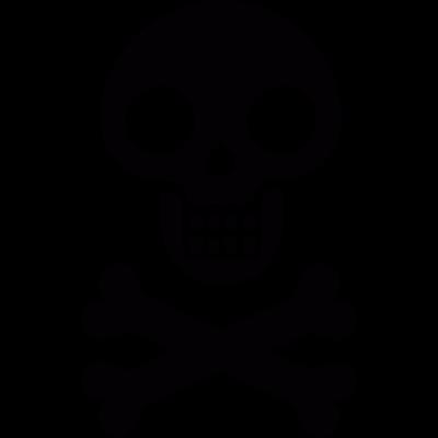 Jolly Roger vector logo