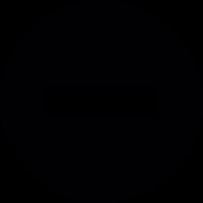 No entry sign vector logo