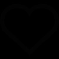 Favorite Heart vector