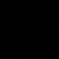 Dollar, IOS 7 interface symbol vector