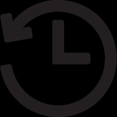 Reload Time vector logo