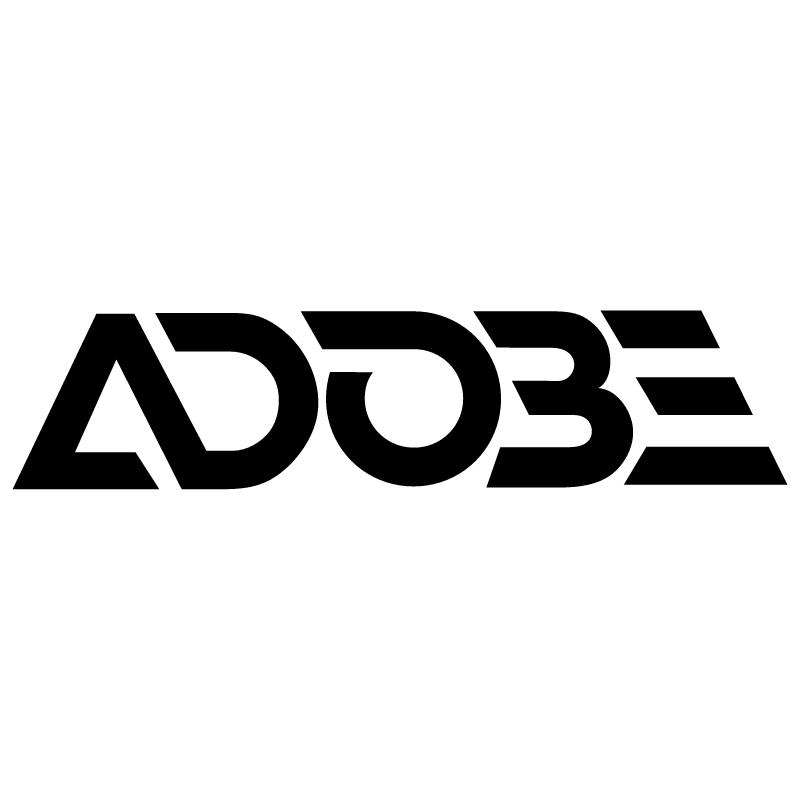 Adobe vector logo
