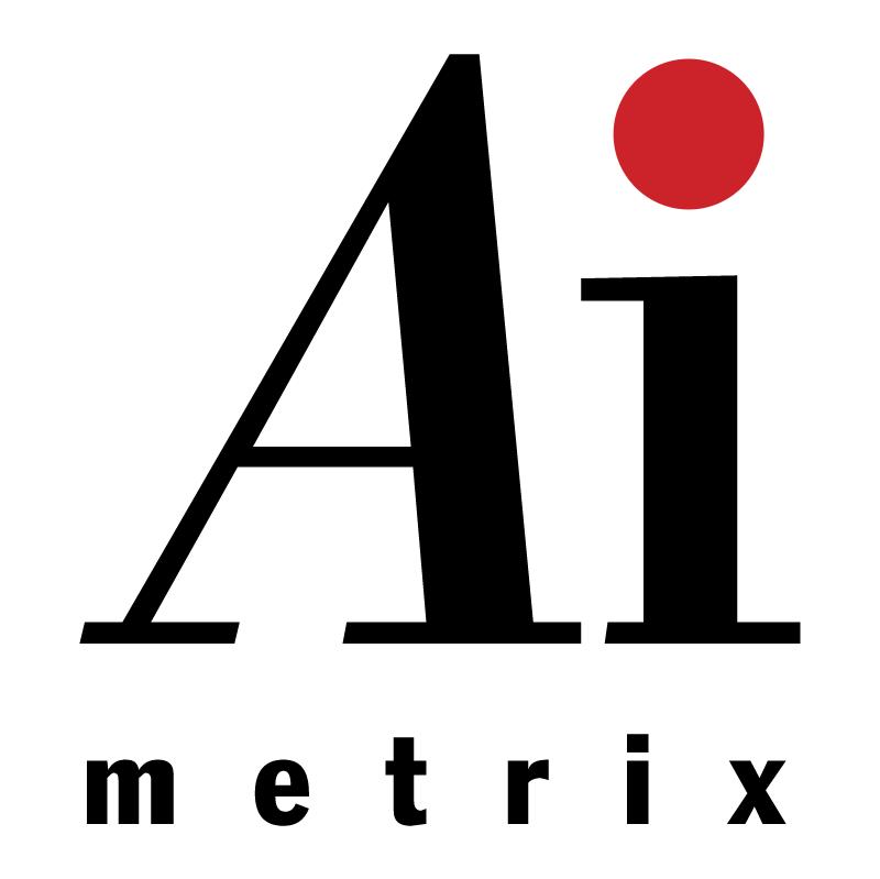 Ai Metrix vector