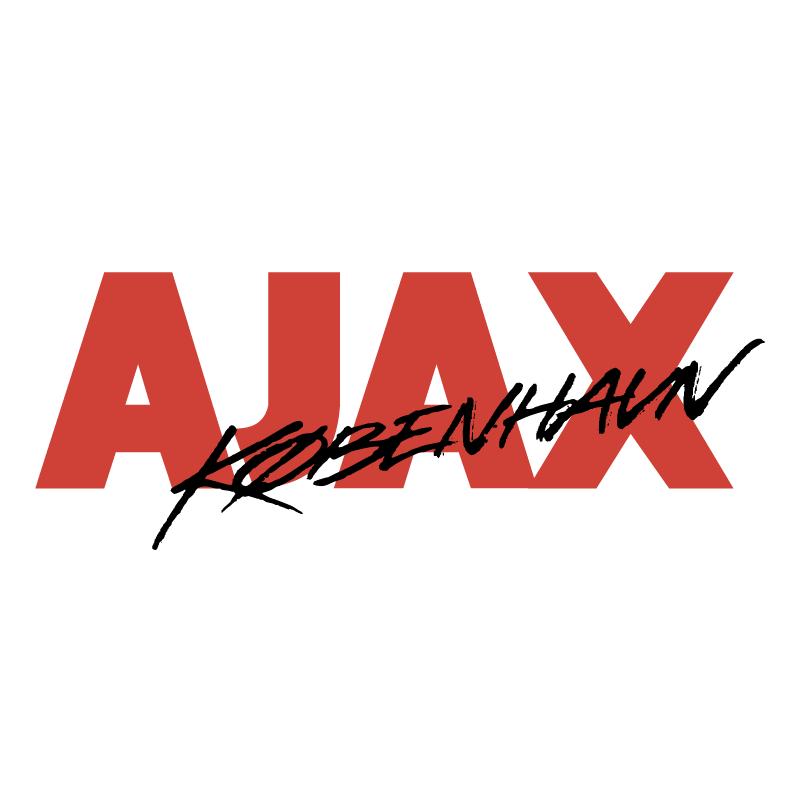Ajax Copenhagen vector