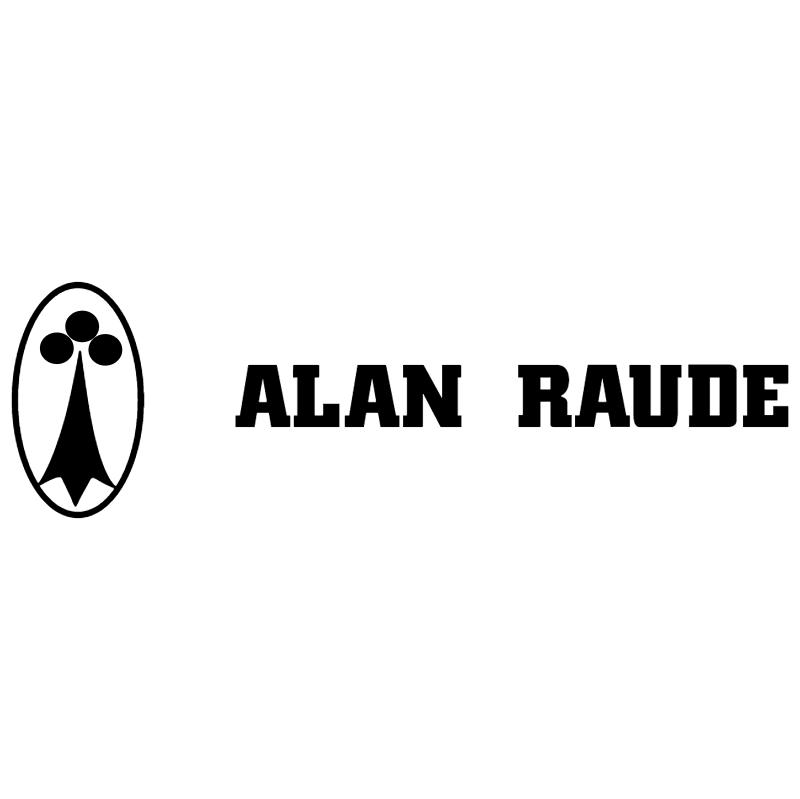 Alan Raude 14909 vector