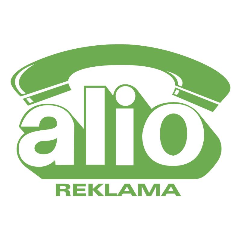 Alio Reklama vector