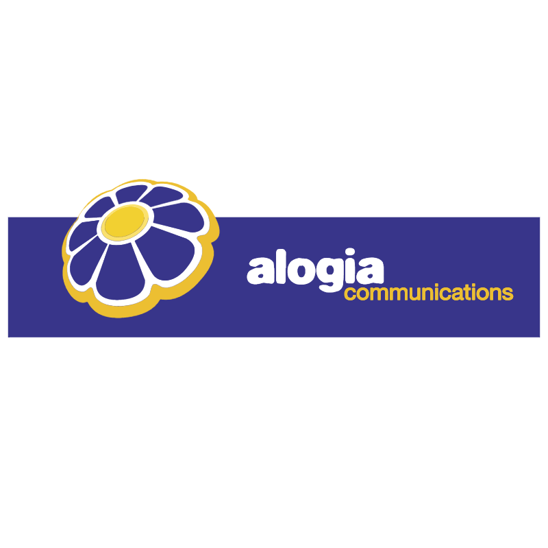 Alogia Communications 19751 vector