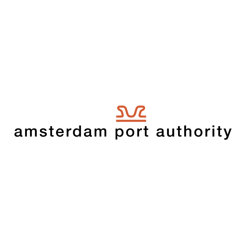 Amsterdam Port Authority vector