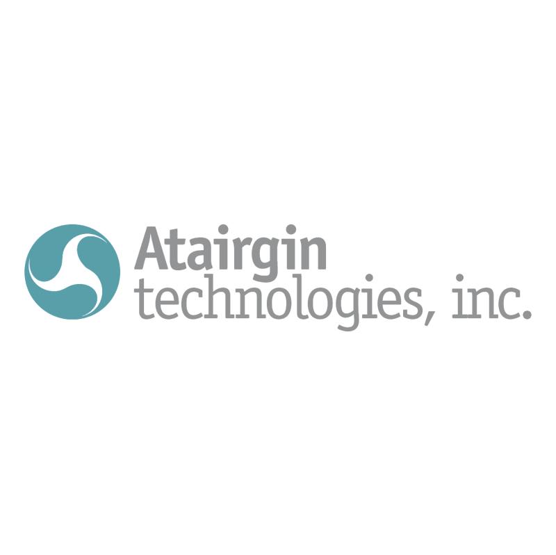 Atairgin Technologies 54916 vector