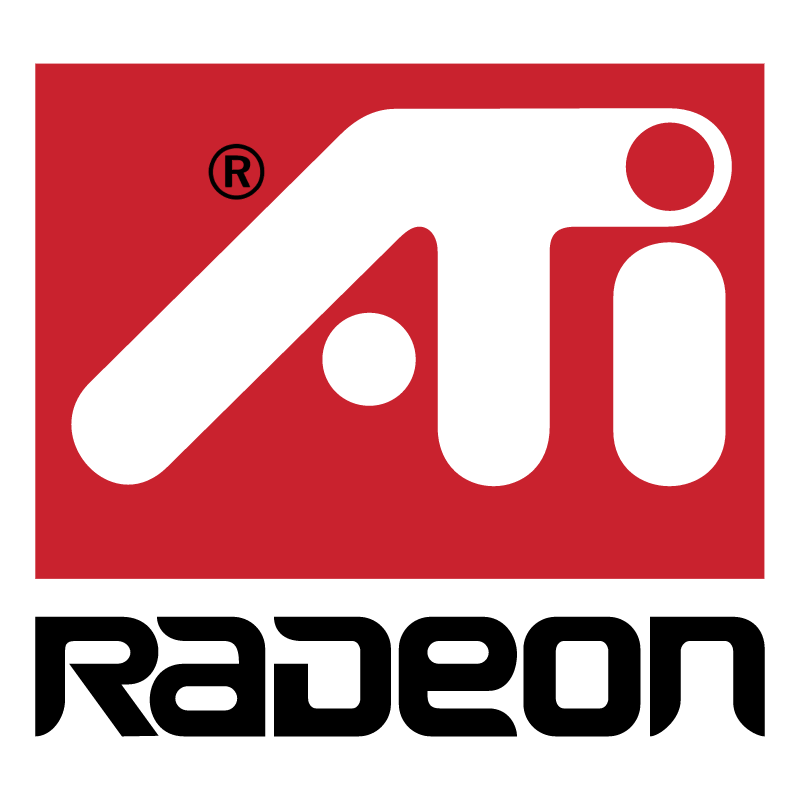 ATI Radeon vector
