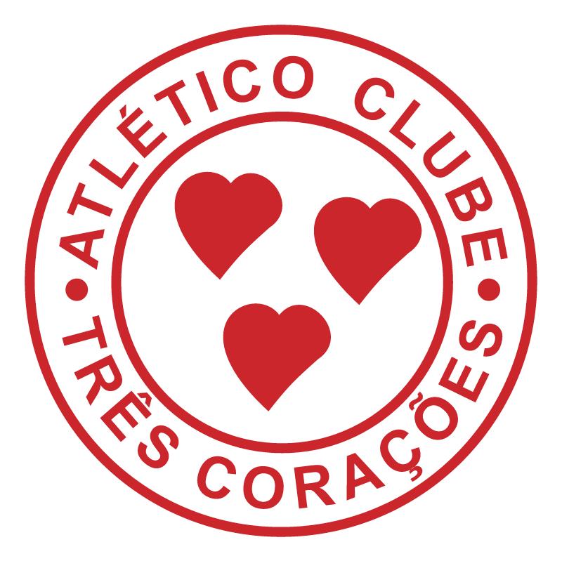 Atletico Clube de Tres Coracoes MG 81275 vector
