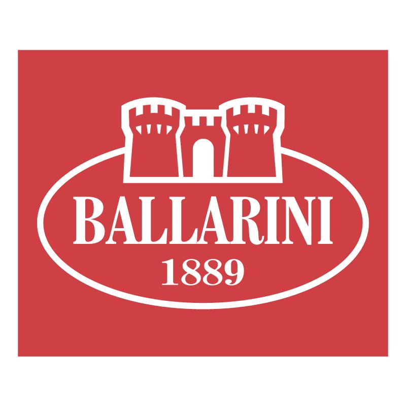 Ballarini vector logo