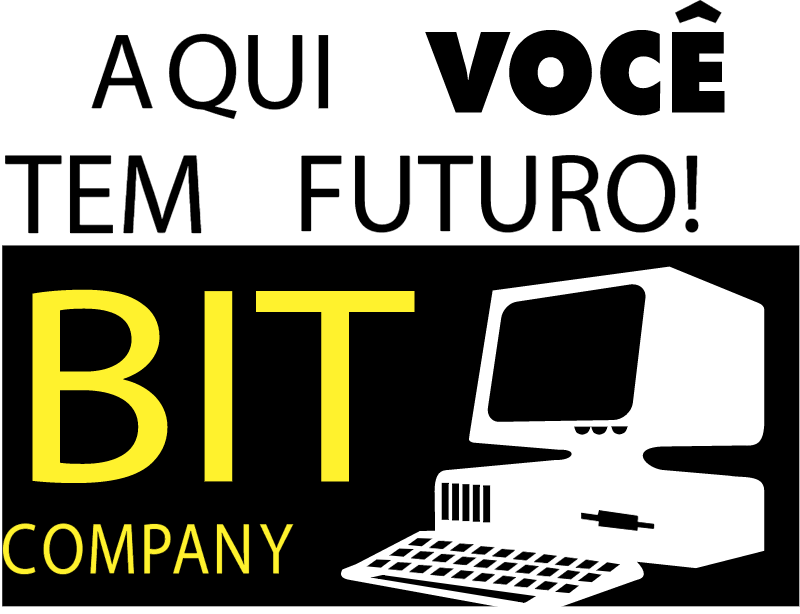 Bit Company vector