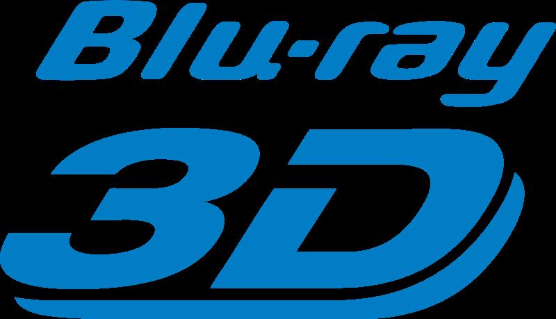 Blu-ray 3d vector