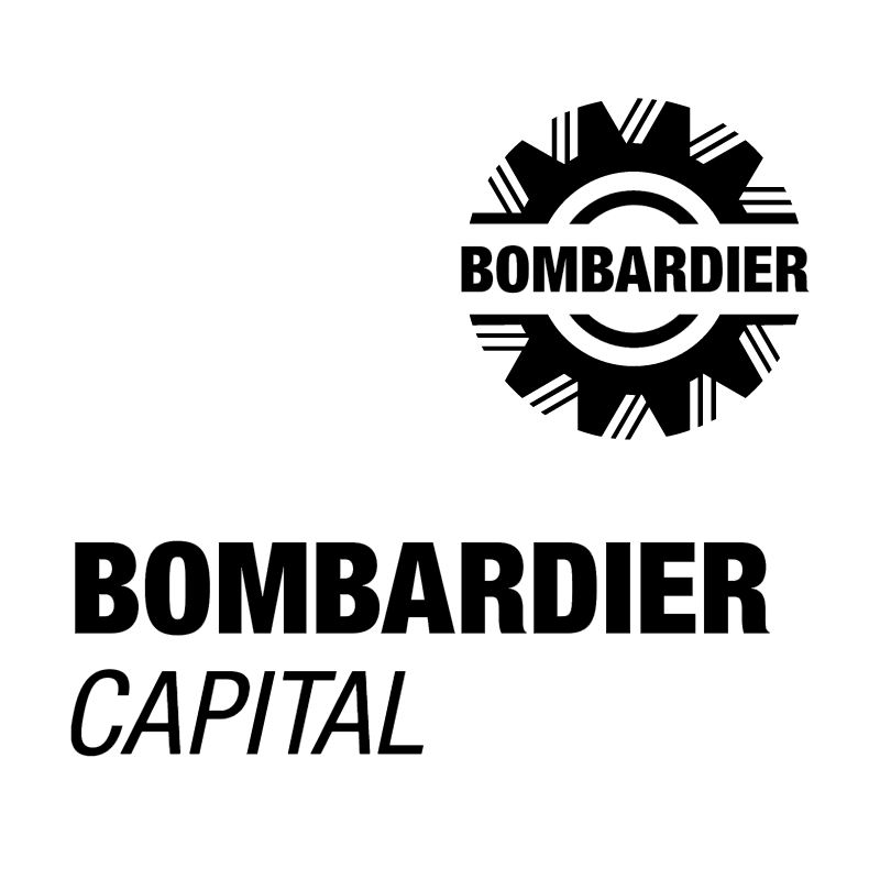 Bombardier Capital vector