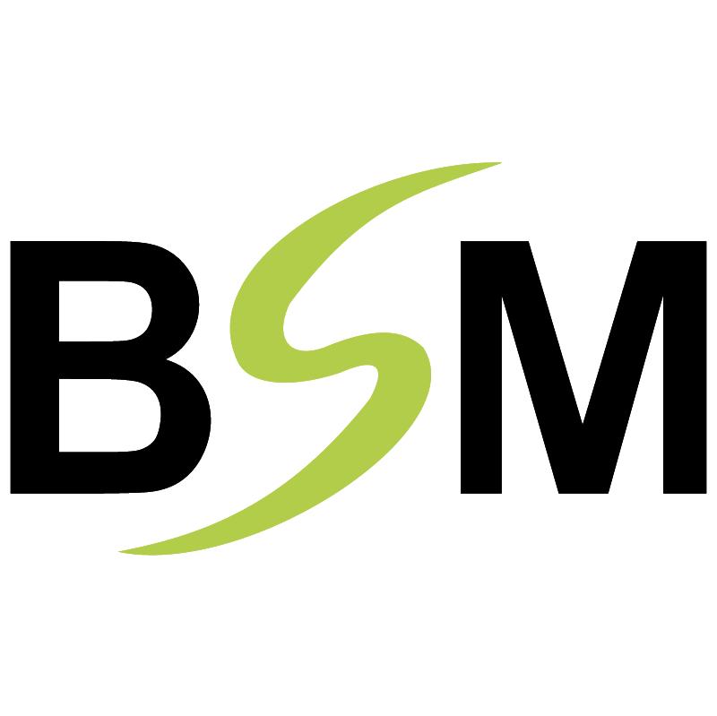 BSM 27664 vector logo