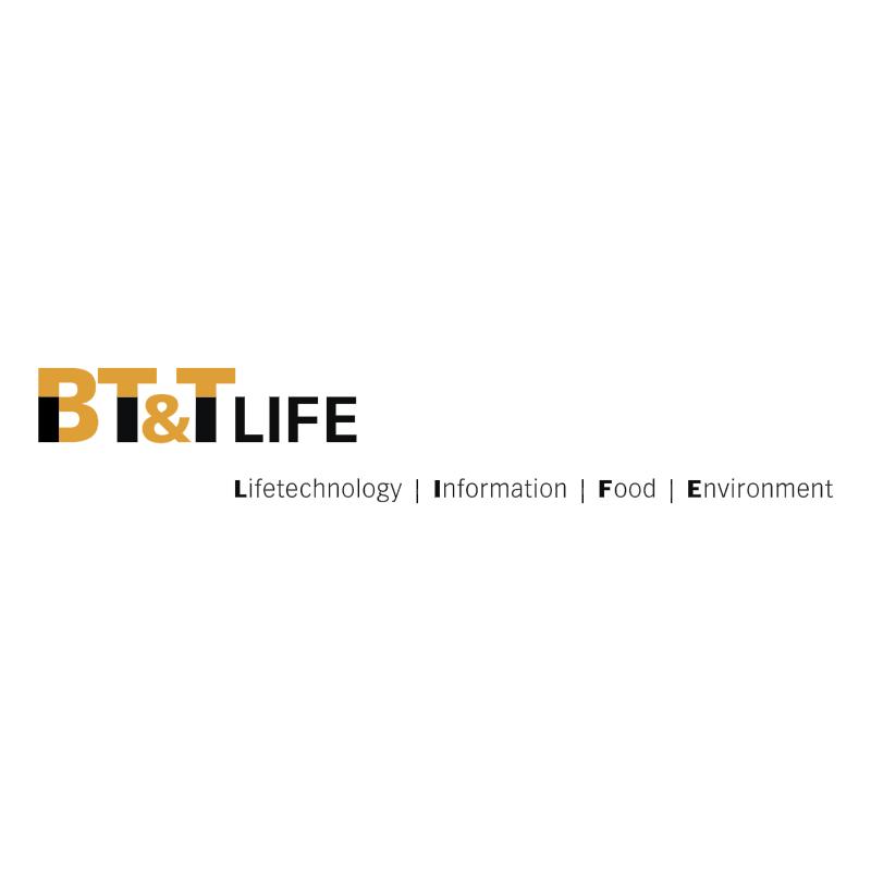 BT&T LIFE 66434 vector