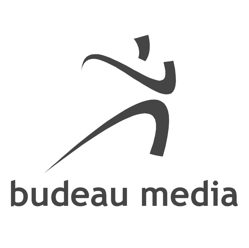 Budeau Media vector