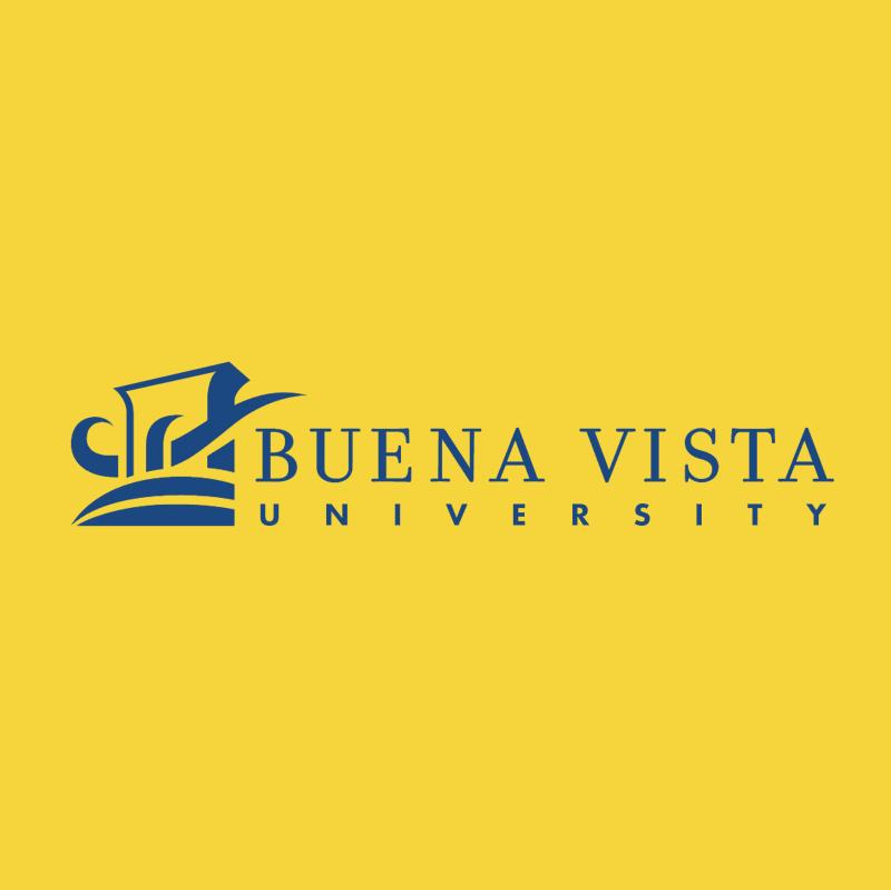 Buena Vista University vector logo