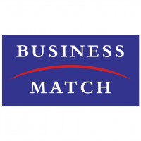 Business Match vector