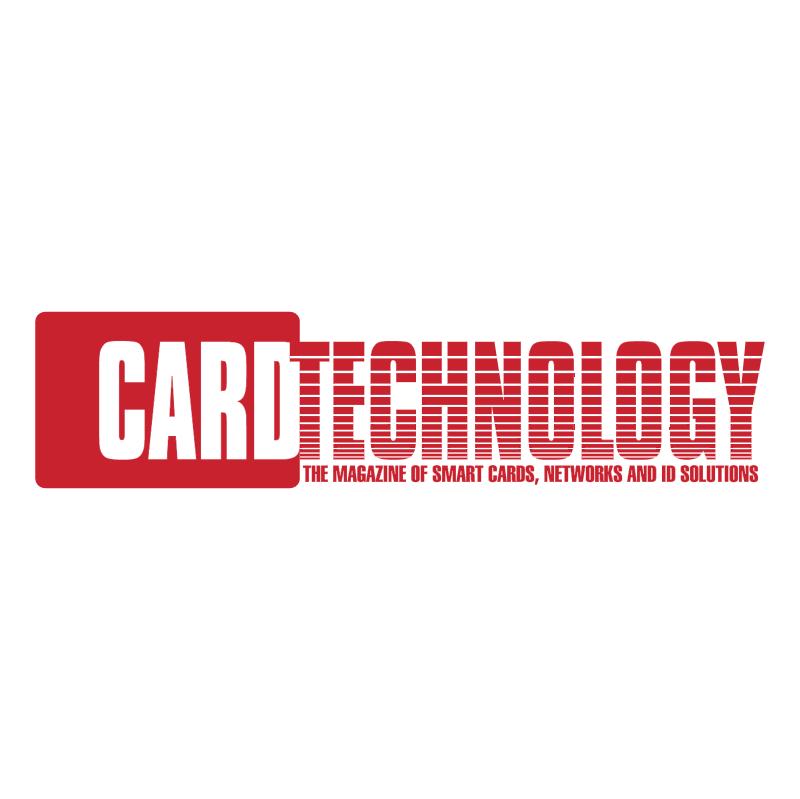 Card Technology vector