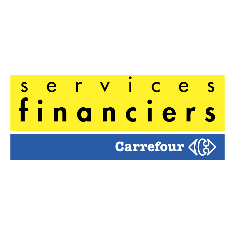 Carrefour Services Financiers vector logo