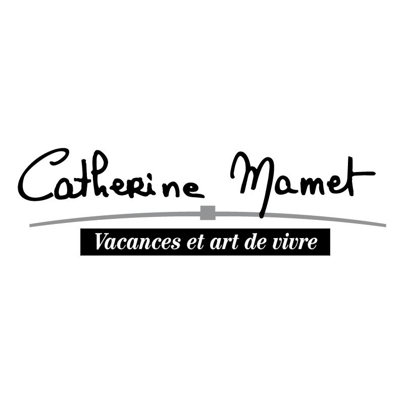 Catherine Mamet vector