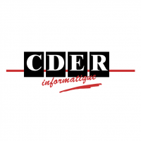 CDER Informatique vector