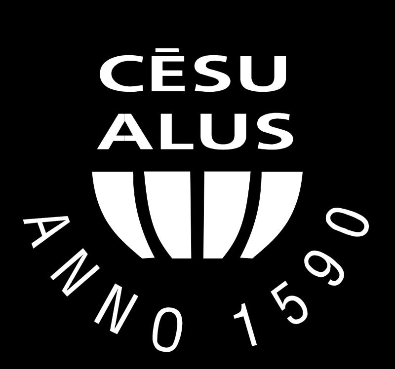 Cesu Alus logo vector