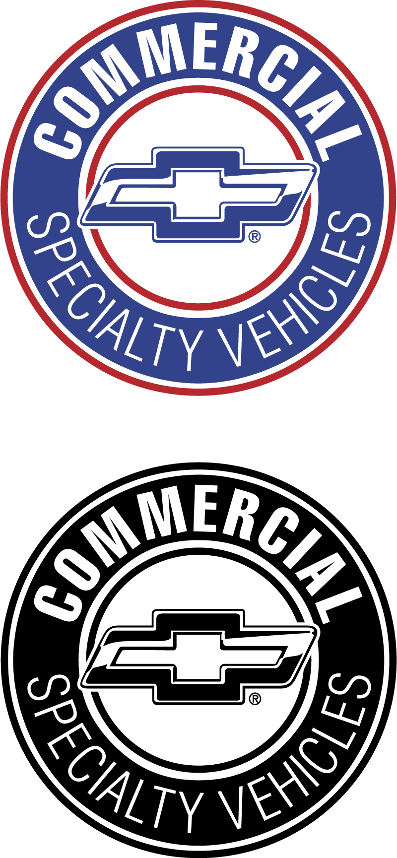 Chevy Specialty Vehicles vector