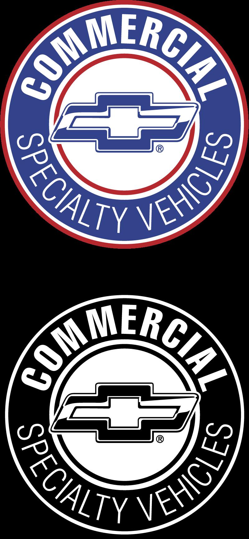 Chevy Specialty Vehicles vector logo