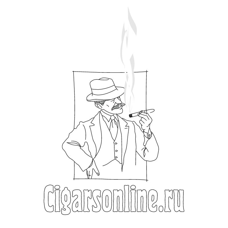 Cigarsonline ru vector